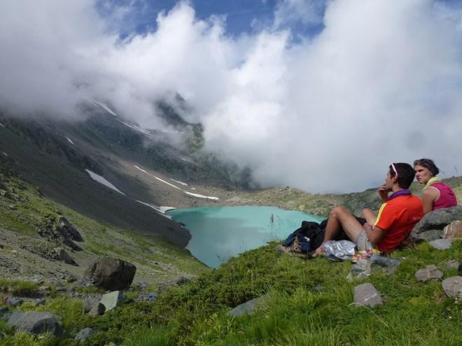 Lac Blanc - Belledonne - Alpes