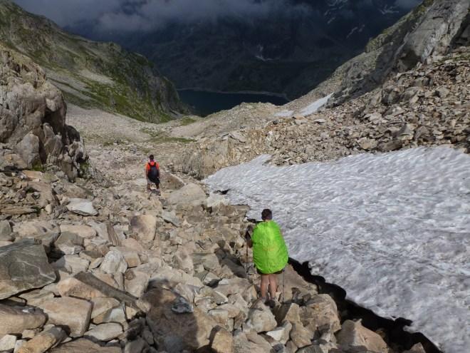 Col de la Vache - Belledonne - Alpes