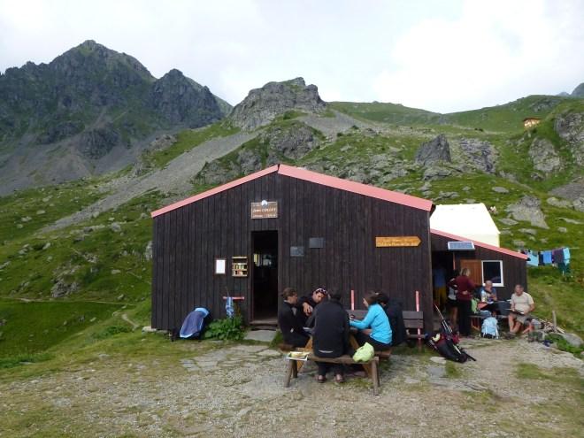 Refuge Jean Collet, Belledone - Alpes