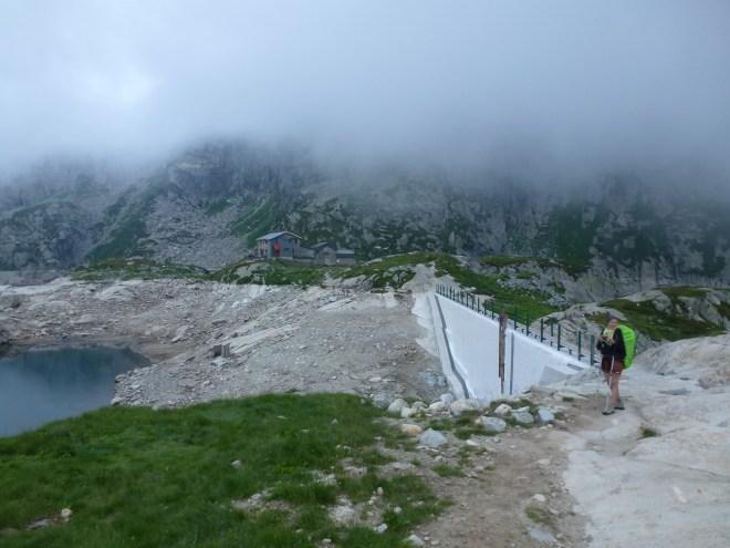 Refuge des Sept Laux, Belledone - Alpes