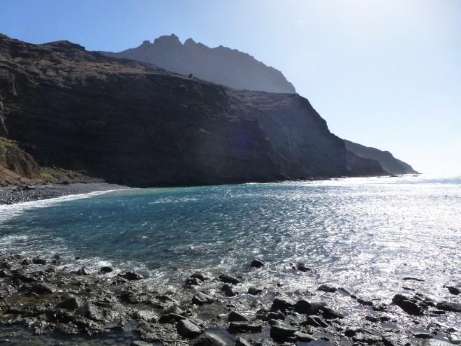 Plage d'Alojera, La Gomera - Canaries