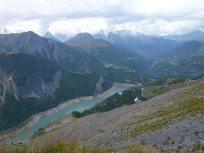 Lac du Chambon - Plateau d'Emparis