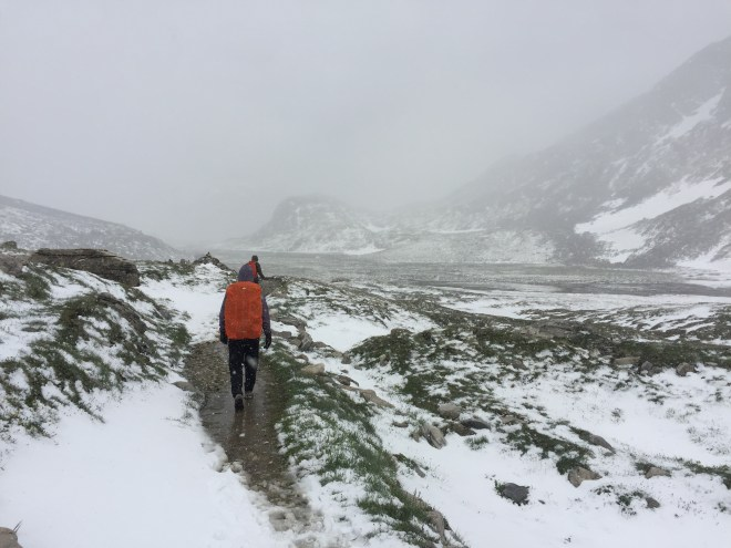 Pralognan - Col de la Vanoise