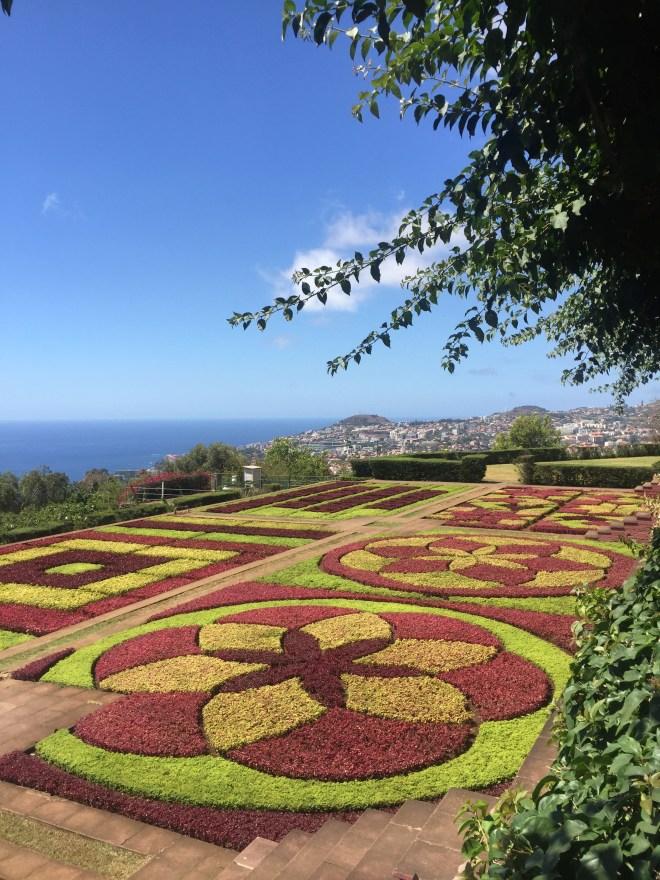 Funchal - Jardin Botanique