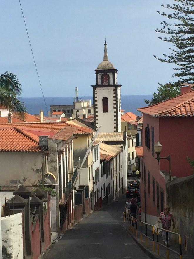 Funchal - Vieille Ville