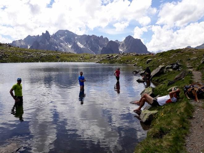Lac Rond, Les Cerces, Les Alpes, France