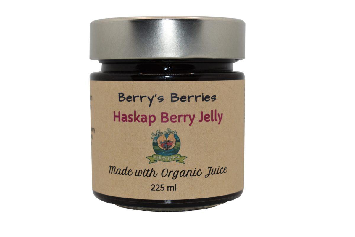 haskap jelly