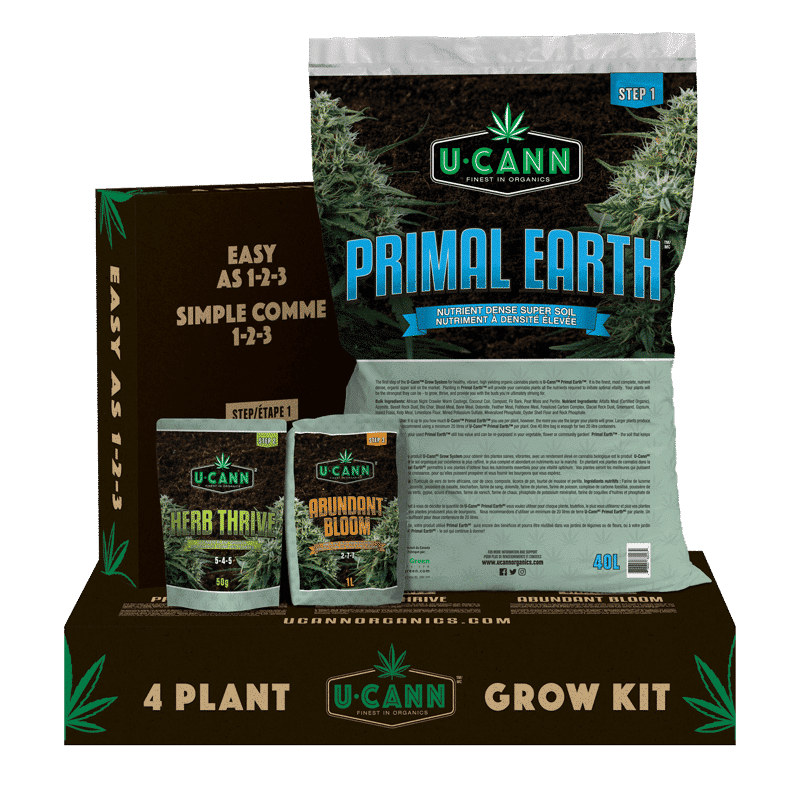 UCANN Grow Kit