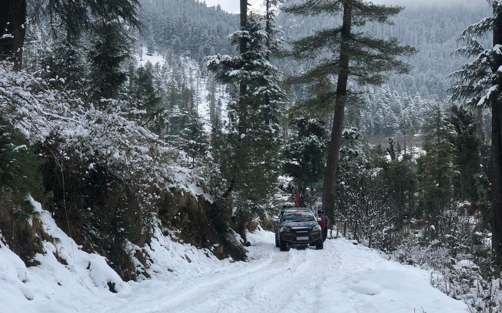 Himachal winter tourist places