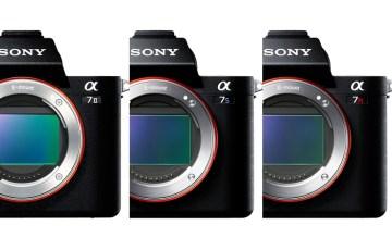 Sony α7II シリーズ