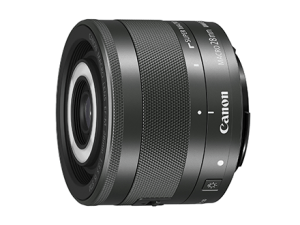 Canon EF-M28mm F3.5 Macro IS STM 3