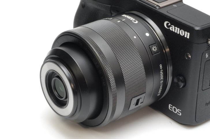 Canon EF-M28mm F3.5 Macro IS STM
