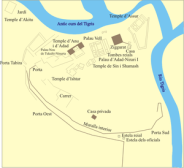 Mapa de Assur