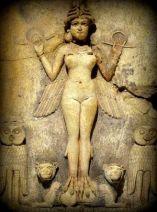 Diosa Ishtar