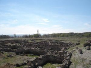Karum asirio de Kanish, situado en Anatolia