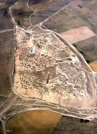 Vista aérea de Nimrud