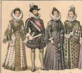 Nobleza castellana del siglo XVII