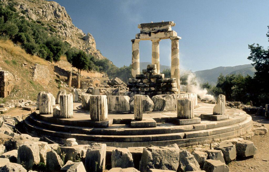 Oráculos en la Antigua Grecia