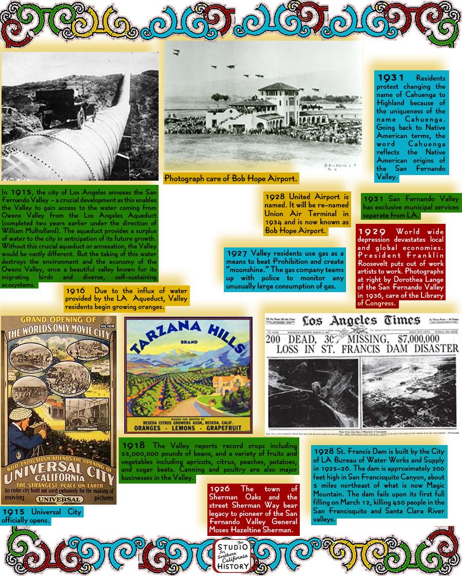 Airport Nuys History Van