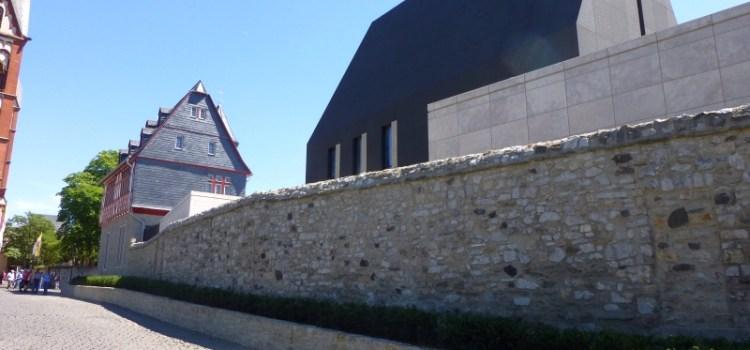 #Instawalk durch Bischofsresidenz Limburg