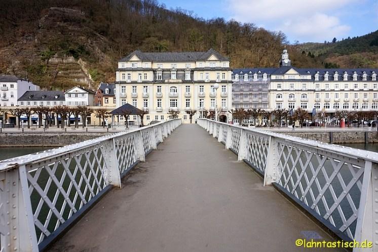 Brücke über die Lahn