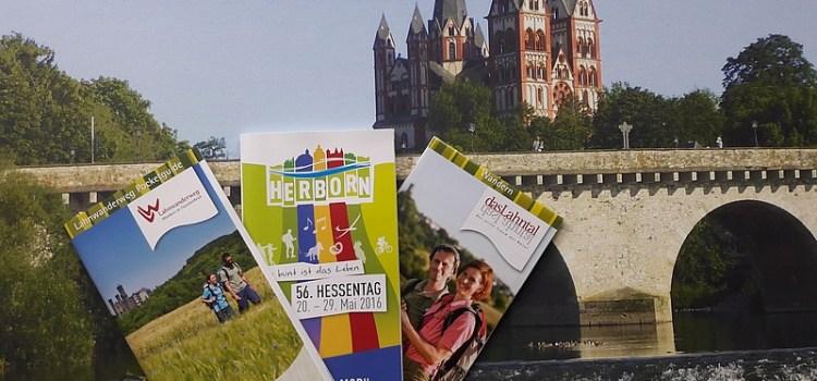 Hessentag Herborn – auch der Lahnwanderweg ist dabei!