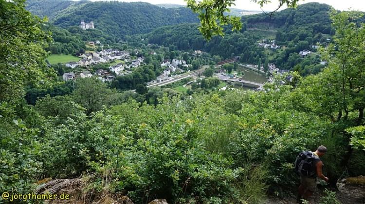 Lahnwanderweg - Obernhof