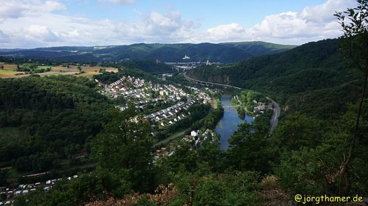 Lahnwanderweg - Niederlahnstein