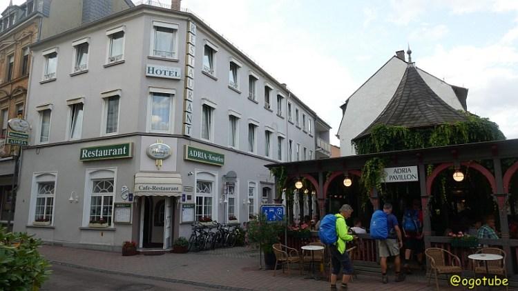 Lahnwanderweg - Hotel Adria Bad Ems