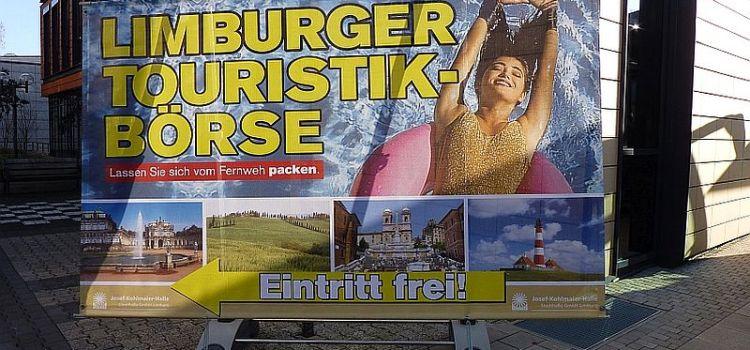 Reiselust? Die 29. Limburger Touristikbörse