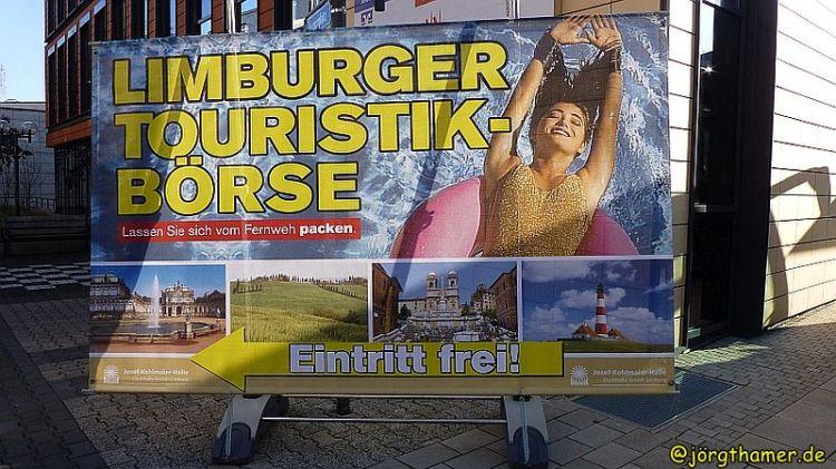 Plakat Limburger Touristikbörse