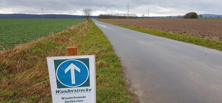 An diesem Wochenende: der 75. Internationale Volkswandertag in Limburg!