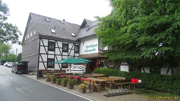 Forsthaus Lahnquelle