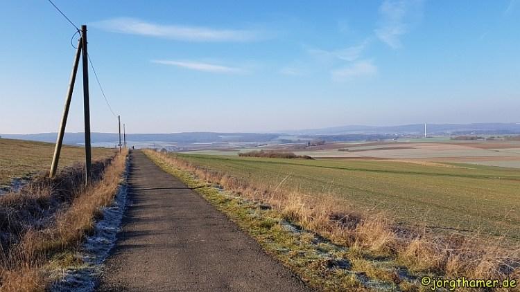 IVV-Wandertag Limburg Aussicht