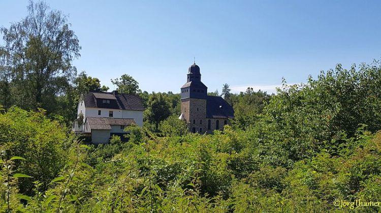 Küppeltour Kirche Wasenbach
