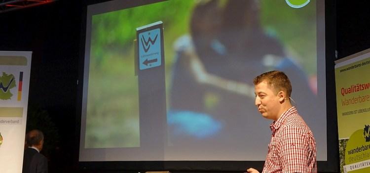 Qualitätsweg – Lahnwanderweg zum 3. Mal vom Deutschen Wanderverband ausgezeichnet