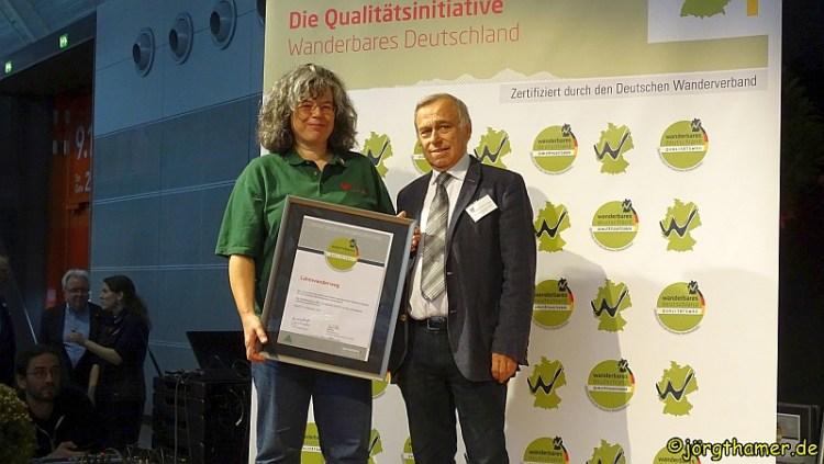 Susanne Groos und Hans-Ulrich Rauchfuß
