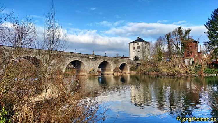 Volkswandern Limburg - Alte Lahnbrücke