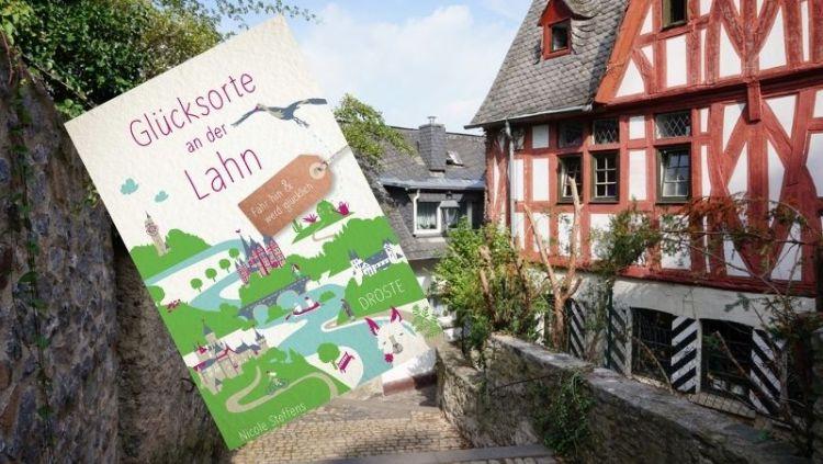 """Aus dem Droste-Verlag: der Reiseführer """"Glücksorte an der Lahn"""""""