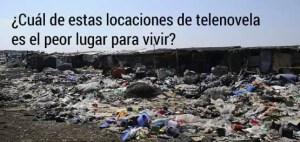 peores locaciones de telenovelas