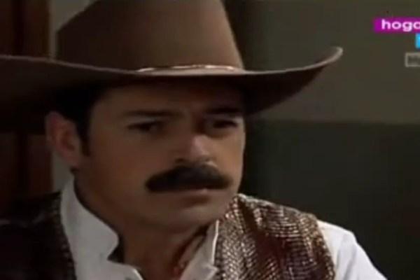 ¿Cuántos rancheros malvados ha interpretado Sergio Goyri?