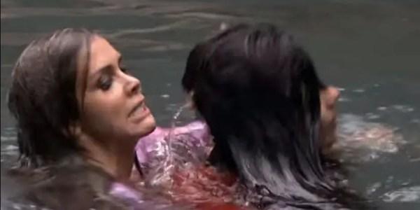 Las víctimas ahogadas de Sabine Moussier