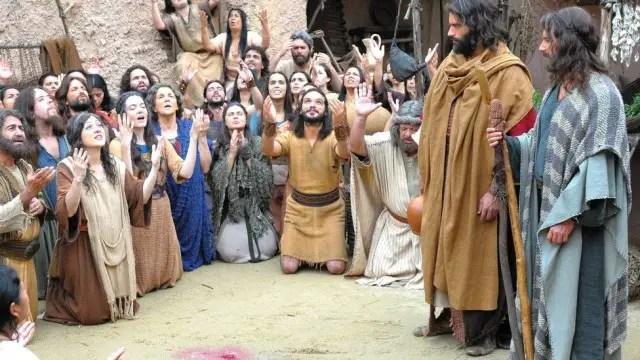 Moisés y los 10 Mandamientos. Crítica de la semana de estreno