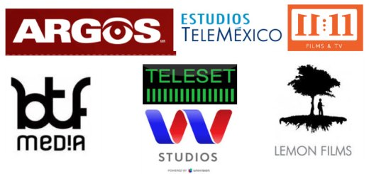 television productoras argos estudios telemexico 11 11 btf media teleset w studios lemon films youtube dailymotion