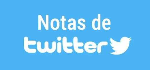 notas de twitter horadlanovela