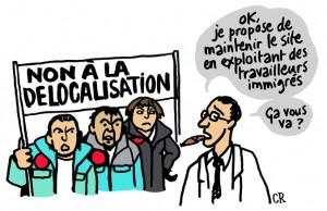 Delocalisation