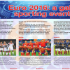 Euro 2016 A Gala Sporting Event Among Major Events Of Year