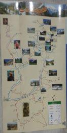 Swat Valley Map Pakistan Detailed Map Malam Jabba Kalam Swat