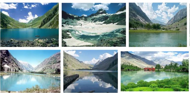 Lakes In Swat Valley Pakistan
