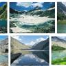 Lakes In Swat Valley Pakistan, Kalam Lakes, Photos, Facts